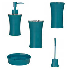 Teal Bathroom Decor Ideas by Teal Bathroom Accessories Modern Interior Design Inspiration