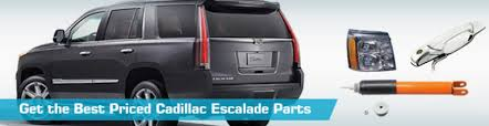 Cadillac Escalade Parts PartsGeek