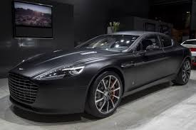 All New Cars Review 2016 Aston Martin Rapide S First Look Review