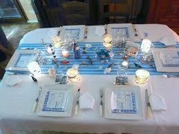 décorer sa table sur le thème de la mer couteaux laguiole tout