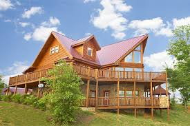 1 Bedroom Cabins In Pigeon Forge Tn by Seven Bedroom Pigeon Forge Cabin Rentals Smoky Mountains