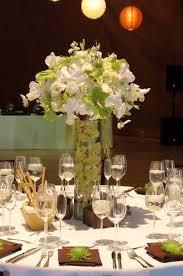 Gorgeous Wedding Reception Centerpieces Romantic Decoration Wonderful Tall