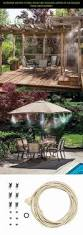 Cheap Patio Misting Fans by Best 20 Patio Misting System Ideas On Pinterest Water Mister