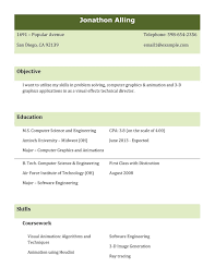 Resume Samples For Nurses In Indiajectives Retail College Students