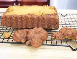 Nordic Ware Pumpkin Loaf Pan Recipe by Fall Harvest Pumpkin Bread Bb Bakes Sugar Art Brenda Broadway