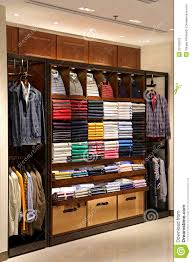 Mens Clothing Store Editorial Stock Photo Image Of Design