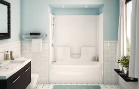 Tiling A Bathtub Alcove by Shower Resurfacing Final Touch Resurfacing