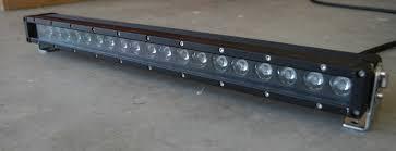 LED Lighting Examples 20 Inch LED Light Bar Cree Led