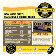 Mac Truck NYC MacTruck Is NYC'S First And Only Mac & Cheese Truck ... Mac And Cheese Eating Paris Layer By Sold Mac Cheese Truck 2007 Wkhorse V6 Diesel Sledding Music Food Durham Central Park Rodeo La Network Star Dom Tesoriero Of Nyc The Loaded Burger Atlanta Trucks Roaming Hunger Anna Maes N Recipes From Ldons Legendary Street Mactruck Mactruckny Twitter The Stop N Wilkes888 Ldon Based Sharp Cheddar Recipe Ready In 20 Minutes Today
