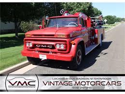100 64 Gmc Truck 19 GMC Fire For Sale ClassicCarscom CC1022504