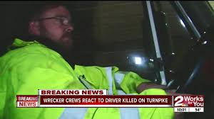 100 Truck Driver News Fundraiser Page Started To Help Family Of Killed Wrecker Driver From