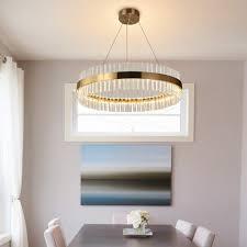 qry moderner minimalist gold schlafzimmer licht kristall