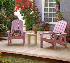 Plans For Yard Furniture by Ana White 2x4 Adirondack Chair Plans For Home Depot Dih Workshop