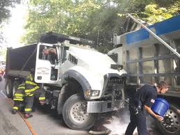 Dump Trucks Collide, Sending Two To Hospital | News | News-graphic.com Bell Articulated Dump Trucks And Parts For Sale Or Rent Authorized Lvo Fm400 6x4 Tipper Truck Dumtipper Used Heavy Duty Trucks Kenworth W900 Dump Hoover Truck Centers Talks Triaxle Bus Mediumduty Curry Supply Company Filebig South American Truckjpg Wikimedia Commons Used 2013 Mack Gu713 Dump Truck For Sale 6831 Iveco 33035 Year 1985 Price 11759 Coinental Race Of Belaz Ford L Series Wikipedia Granite Mack Shop Xxl Rc Cstruction Site Big Scale Model Trucks And Excavator