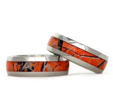 Realtree Camo Bathroom Set by Realtree Blaze Orange Camo Titanium Ring Titanium Ring Camo And