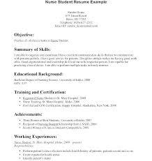 Graduate Resume Sample Pdf Examples School Nursing Assistant Assista