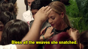 Beyoncé Snatching Wigs Since 1981 Happy Birthday Queen Bey More GIFs of