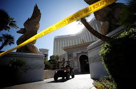 Dave Beaton Floor Sanding by Unarmed Security Guard Found Vegas Shooter Aol News