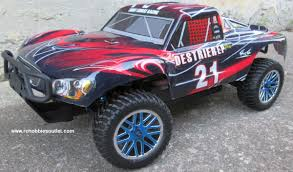 100 Best Rc Short Course Truck RC Brushless Electric 110 LIPO 4WD 24G RTR