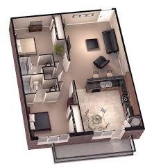 Bedroom Condo Floor Plans Photo by Best 25 2 Bedroom Floor Plans Ideas On Small House