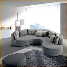 canape arondi canapé d angle arrondi cuir améliorer la première impression
