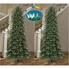 Fraser Fir Artificial Christmas Tree Sale by Ge 9 Ft Pre Lit Frasier Fir Artificial Christmas Tree Color