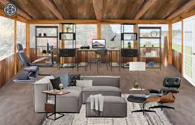 100 Modern Industrial House Plans Rustic Midcentury Office Design Mid