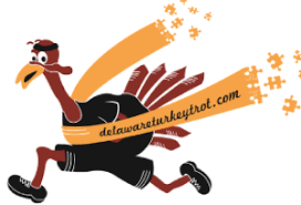 The Delaware Turkey Trot Is A 5K Run Walk On Thanksgiving Morning In OH There Also Kids Little Gobbler For Ages 8 And Under