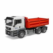 Bruder MAN TGS Construction Truck - Jadrem Toys