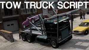 100 Gta 4 Tow Truck