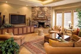 Living Room With Fireplace And Bookshelves by Interior Decoration Fireplace Bookshelf Traditional Nativefoodways