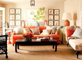Image of Black Fabric Sofa Living Room Furniture Set