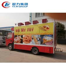 100 Used Food Trucks For Sale Chinese Manufacturers Europe Mobile Trailer