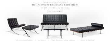 100 Modern Furniture Pictures BarcelonaDesigns Mid Century Free Shipping