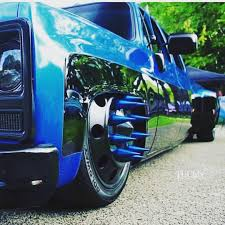 100 Kidds Trucks Trucks Slammed Dually Chevy Silverado Tag Owner NDN454