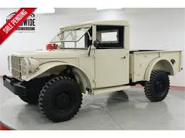 100 1953 Dodge Truck Parts Power Wagon For Sale ClassicCarscom CC1207478