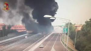 100 Tanker Truck Explosion Highway Explosion In Italy Leaves At Least 20 Injured