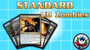 mtg deck standard mtg u b tribal standard deck tech for magic the