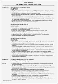 Resume Sample For Ticket Sales Beautiful Product Specialist Samples