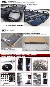 Wholesale China 4x4 Truck Accessory Universal Roof Rack/ Aluminium ... Bodyarmor4x4com Off Road Vehicle Accsories Bumpers Roof Customized Model Whosale China 4x4 Accsories Auto Truck Parts Unity Hot Customization Size Truck Car Best 25 Ideas On Pinterest Toyota Topperking Tampas Source For Toppers And Amazoncom Rock Custom Trucks Lifted Road Video Mazda Pickup Front Grille Grid For Bt At Wwwaccsories4x4com Hilux Revo 2016 Oem Roll Bar Ford F Series Chrome Brandon