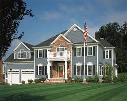 Stunning American Houses Photos by 7 Blue House Siding Ideas Allura Usa