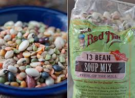 Bobs Red Mill 13 Bean Soup Mix