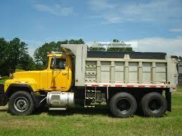 100 Mack Dump Trucks 2000 Rd Truck