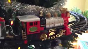 Home Accents Holiday Tree Train Set