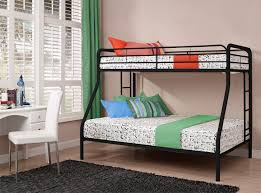 Walmart Twin Over Full Bunk Bed by Dhp Twin Over Full Metal Bunk Bed Walmart Canada