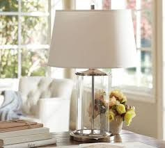 Fillable Glass Lamp Base Uk by Bubble Glass Lamp Base Lamp Ideas