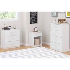 3 Drawer Chest Walmart by Mainstays 4 Drawer Dresser Multiple Finishes Walmart Com