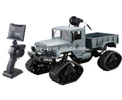 100 Rc Truck Video Toysky 24g 4wd 116 Military Wifi Car Camera App Realtime