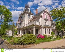 Bed And Breakfast Inn Cape Cod MA USA Editorial Image
