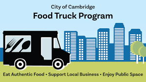 100 Food Truck News Cambridge Program Seeks Vendor Applications